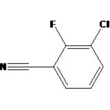 3-Cloro-2-Fluorobenzonitrilo Nº CAS 94087-40-8