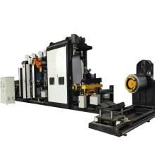 Industrial Laminating Machine Metal Plate Laminating Machine for Indoor Decoration