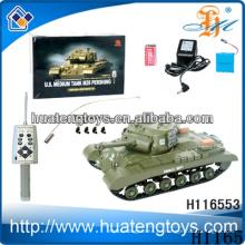 Henglong 3838-1 апгрейд версия 1/16 масштаба 2,4 G США СРЕДНЯЯ БАКА M26 PERSHING