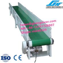 Фиксированный ленточный конвейер для обработки и транспортировки сыпучих материалов