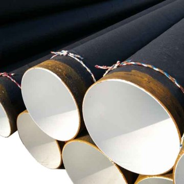 Epoxy Asphalt Anticorrosive Steel Pipe