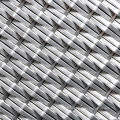 Grillage décoratif en acier inoxydable (Baroda) Gr-316