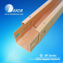 Galvanized Electric Cable Trunking / Cable Duct/ WireWay / Cable Raceway HDG - Manufacturer (UL,cUL, SGS, IEC,CE)