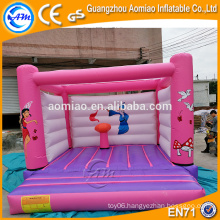 Mini inflatable jump pad inflatable jumper bouncer indoor