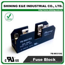 FB-M031SQ Montage sur rail DIN 10x38 Terminal de fusible Midget