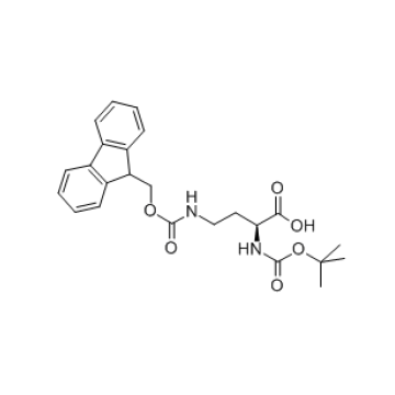 High Purity Boc-Dab(Fmoc)-OH in Stock CAS 117106-21-5