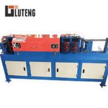 Novo metal alisamento e máquina de corte