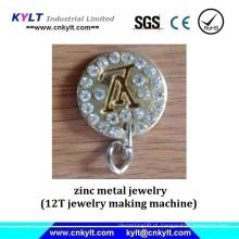 Metal liga de zinco moda jóias