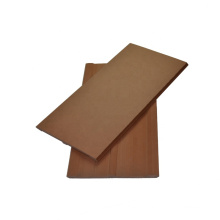 Solid Wood Plastic Composite Fence Board WPC Fence Panel 150*8mm XFW012