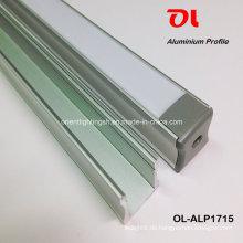 Alp1715 LED-Profil aus eloxiertem Aluminium