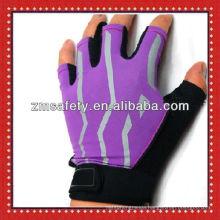 Fashional gym gloves