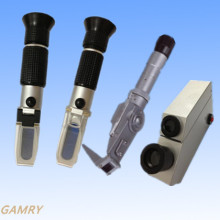 Handrefraktometer mit allen Typen Alle Modelle