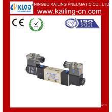 4V120-06 Solenoid valve/Two-position Five-way /Aluminum Alloy Pneumatic Solenoid Valve