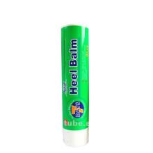 Tubo cosmético biodegradável do tubo plástico dos recipientes 70ml tubo do bálsamo do salto