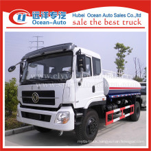 Dongfeng 10000liters new water transport tanker truck