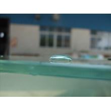Revestimento nanométrico de vidro temperado limpo e fácil para cerco do chuveiro