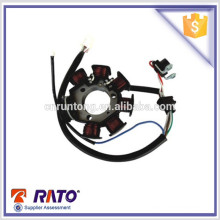 Top quality 7 poles motorcycle magneto coil assy
