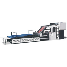 Automatic High Speed Corrugated Sheet Flute Laminator Machine