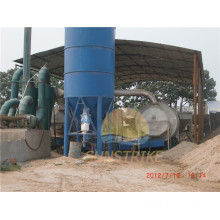 New Type Design Silica Sand Dryer with Good Drying Product