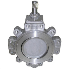 Double Offset Butterfly Valves, Pn25