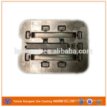 Aluminum die casting mold making with long work life