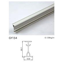 Aluminiumgleis in Pulverbeschichteter Farbe