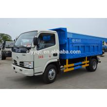DFAC mini camión de recogida de basura sellado de fábrica original