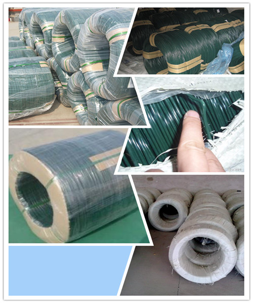 PVC coated wire packaging