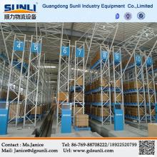 Estante de almacén 3-dimensional automatizada de China proveedor
