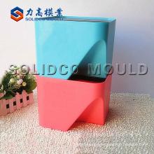injection plastic flower pot mould