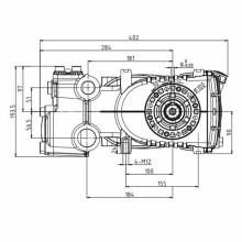 Heavy Duty Triplex Plunger Pumps 142L/Min