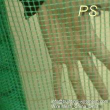 Venta caliente de malla de fibra de vidrio ignífugo 3mm * 3mm