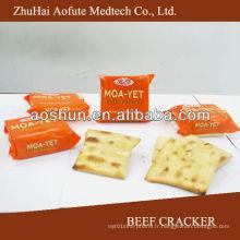 Cracker de boeuf et nom de The Biscuits