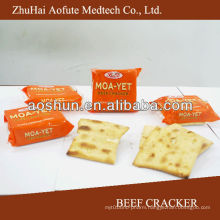Beef Cracker & Name of The Biscuits