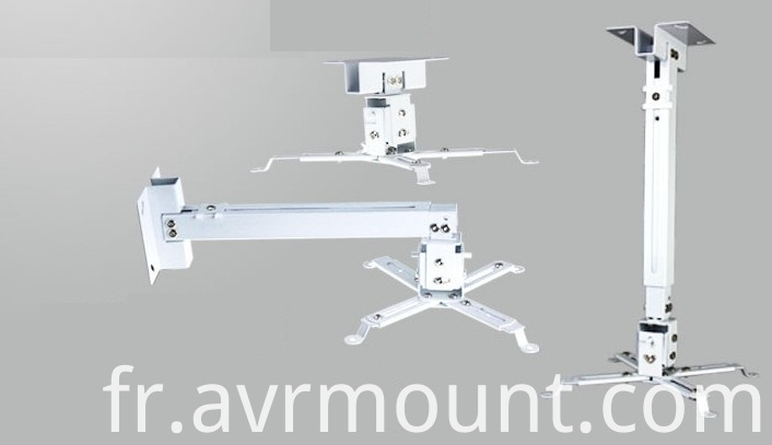 PW01 projector ceiling wall mount FILE2