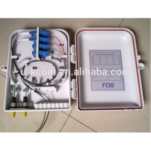 16 Core LC SC Fiber optic Distribution box