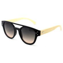 Ventas de las gafas de sol de los templos de bambú del 100%