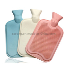 Hot Selling Rubber Hot Water Bottle with Good Quality
