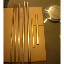 Hexagonal Brass Bar, Brass Steel Bar, Brass Rods