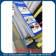 Hard PVC Board Signs with Custom Printing