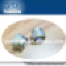 CNC-Bearbeitung Edelstahl Rändelhülse