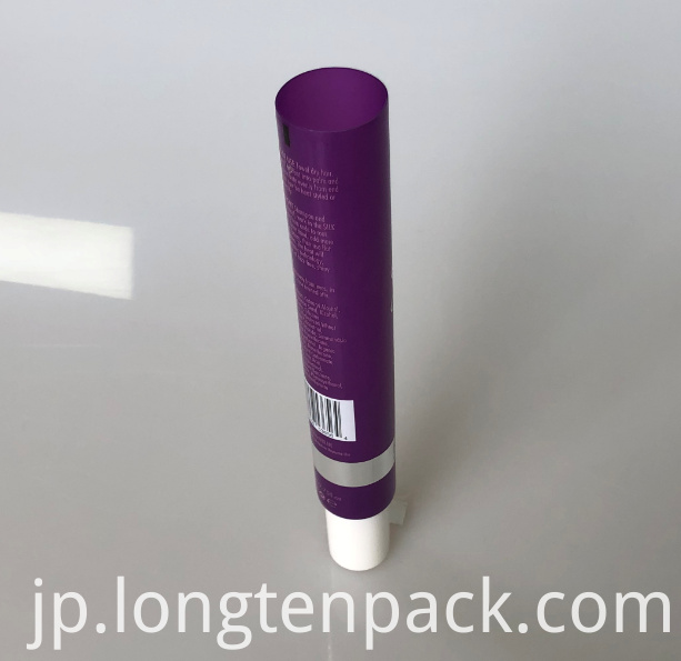LTP6005 PE round tube with tip orifice