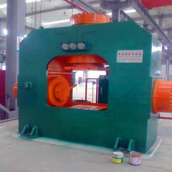 Hydraulic Tee Cold Forming Machine