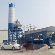 Модульный стационарный бетонный завод новой марки HZS35