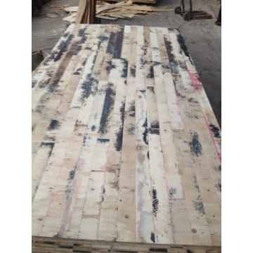 Recycle Core Black Finger Joint Film Faced Plywood