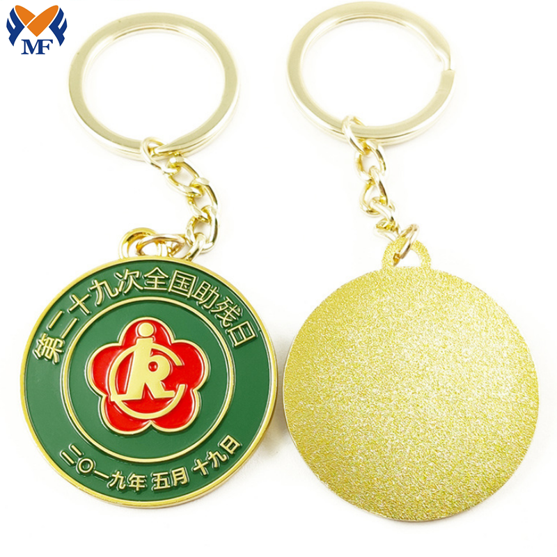 High Quality Souvenir Keychains