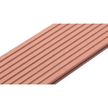 anti-slip solid wpc outdoor swimming pool decking wood flooring