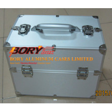 High Quality Heavy Duty Professional Aluminum Tool Cases with Trays