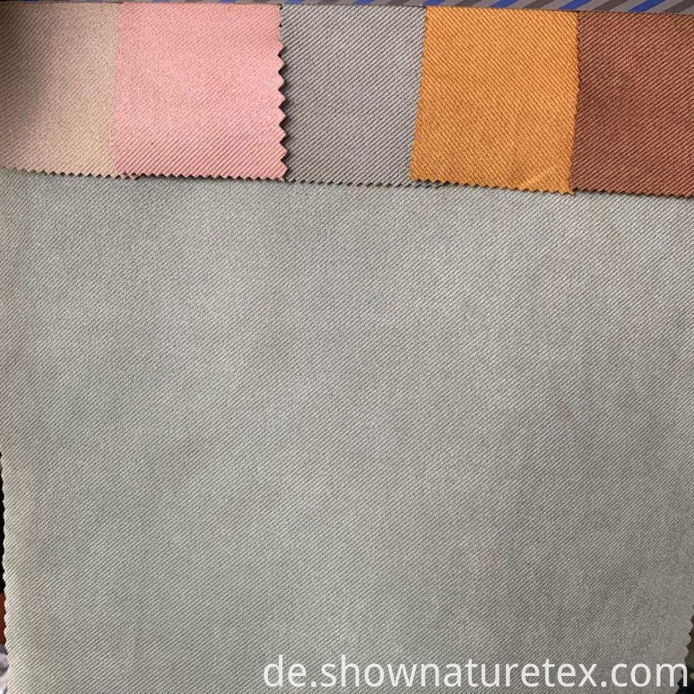 Twill Foiled Shining Look Fabric