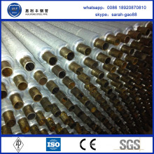 High Frequency greenhouse aluminum finned tube